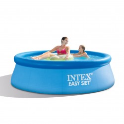 Intex Alberca Inflable 8ft X 30in Easy Set Pool